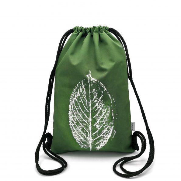 backpack list DESIGNOVO ruskak leaf zeleny green