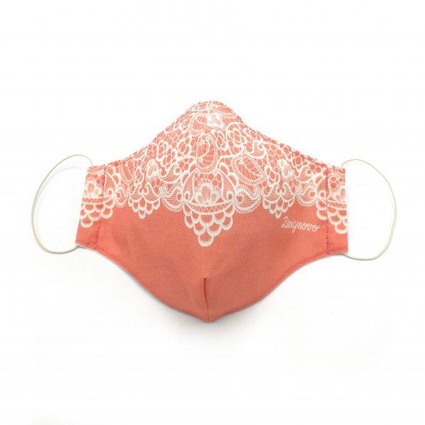 designovo ochranne rusko so striebrom cipka ruzova pink lace